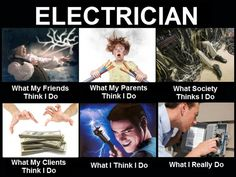 7313825a22b0d78a3c355508b0c0d253 electrician humor funny work shoreline electric (shorelineelectr) on pinterest