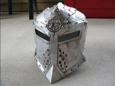 Skyrim Dawnguard Full Helmet Part 7 - Get me some Bondo!