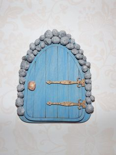 Stone Fairy Door fairy door fairy house by magikallittlethings