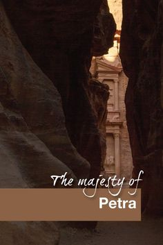 Discover how to spend 3 days exploring the amazing Petra mountains in Jordan.