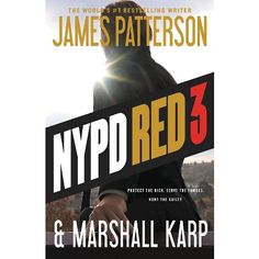 NYPD Red 3 by James Patterson
