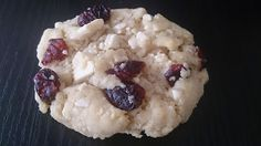Le coin des gourmandes: Cookies chocolat blanc et cranberries