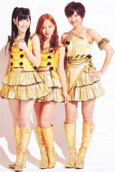 Mayuyu, Tomochin and Sae #AKB48