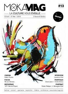 MokaMag#13 : Laurence Arné