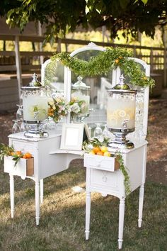 40 Creative Drink Station Ideas For Your Party