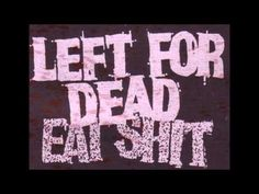 Left for Dead - Splitting Heads. Discography from one of Canada's most important hxc bands (pre-cursed)