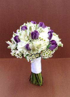 53 Best Purple Bridal Bouquets Images Bridal Purple Bouquet