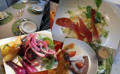 Energiaa kokkaamalla: Taste of TuusulaOlin jo monta viikkoa hehkutellut...