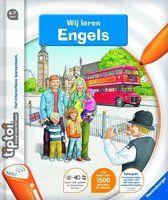 Met Tiptoi wij leren Engels leren kinderen spelenderwijs de Engelse taal en leuke wetenswaardigheden over de Engelse cultuur, door leuke dialogen, informatieve verhalen en spannende spelletjes.