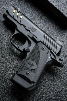 Looking for inspiration on your next daily carry pistol or wanting to add a new gun to the collection? Check out these awesome kimber pistol ideas! Rifles, Airsoft, Fire Powers, Home Defense, Cool Guns, Survival Gear, Survival Knife, Guns And Ammo, Tactical Gear