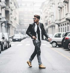THE ULTIMATE GUIDE TO STREET STYLE FOR MEN