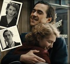 Max & Liesel reunite :D The Book Thief. One of the best parts!!!! That and I am in love with max :D