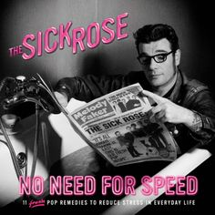 The Sick Rose - No Need For Speed (Area Pirata, 2011) | Loud Notes