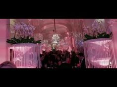 Film of Hotel Plaza Athenee's spectacular centenary celebrations and late night party. Champagne towers, cake, music, dancing and so much more...