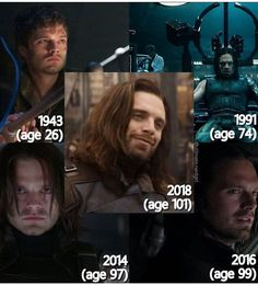 Bucky still good looking despite his age Bucky still good looking despite his age Related posts:Please, make this Marvel Memes Stan Lee Would AppreciateThey really look alike Marvel Funny, Marvel Memes, Marvel Dc Comics, Marvel Avengers, Avengers Memes, Bucky Barnes, Sebastian Stan, Love Story Comic, Comic Cover