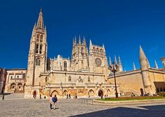 #burgos in #spain #touch the #history Here you feel soul of spain Contact us: +34632679557 We show you #amazing #city --  #moscow #russia #madrid #barcelona #france