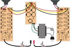 Zener Mono 500w Circuit Board Design, Diy Amplifier, Electronic Circuit Projects, Lakshmi Images, Technology, Vintage Cars, Circuit Diagram, Circuit Diagram, Studio