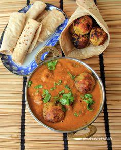 sweet potato kofta curry