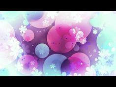 Retro Flowers Motion Grafic Design