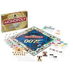 Monopoly James Bond Edition   Robert Dyas