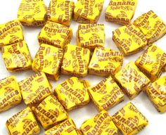 Banana Split Taffy Chews (bag of Old School Candy, Nostalgic Candy, Vintage Candy, Banana Split, Candy Store, Childhood Memories, Sweet Treats, Food And Drink, Fun Things