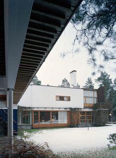 Alvar Aalto, Åke E:son Lindman · Villa Mairea