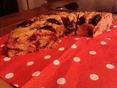 Als Kuchen oder auch als Muffins - Zwetschgen – Rum – Kuchen ♥ Rezept findest Du hier: http://somanylittlesteps.wordpress.com/2014/09/20/zwetschgen-rum-kuchen/ #Zwetschgen #Rum #Kuchen #Muffin #Herbst #luftig #locker