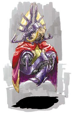 Halo Prophet Concept Art