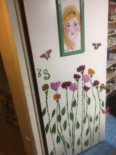 More door art
