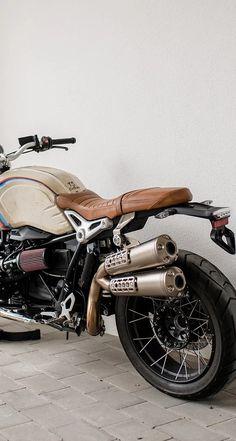 Bmw Nine T Scrambler, Ninet Scrambler, Scrambler Custom, Custom Baggers, Scrambler Motorcycle, Cafe Racing, Boat Accessories, Bikes For Sale, Bike Design