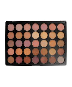 35 Colour Taupe Eye Shadow Palette (35T) by Morphe Brushes