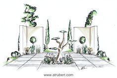 Bureau etude 750 330 dessin pinterest - Bureau des paysages alexandre chemetoff ...