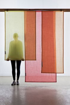 Raw Color | Tinctorial Textiles | Vegetable Dyes | Color Research | The Common Thread for Summer 2015 | Report on trend presentation 'Gathering' by Lidewij Edelkoort |