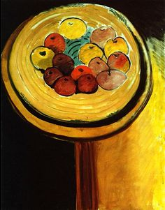 Apples / Henri Matisse - 1916