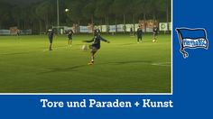 Tore - Tore - Tore - Paraden - Hertha BSC - Bundesliga - Berlin #belekbs...