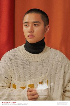 [Photos] Exo 'Cafe Universe' Image Gallery