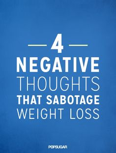 Find out if these negative thoughts are holding you back from weight-loss success.  Rapid weight loss! The best method in 2016! Absolutely safe and easy! #healthyrecipe #weightlossdiet #weightlosefruit #weightloseformen