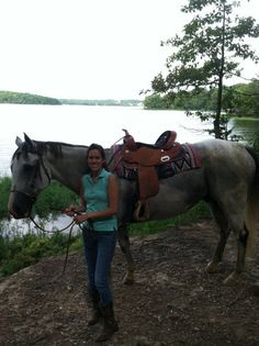 Trail Riding at Uwharrie