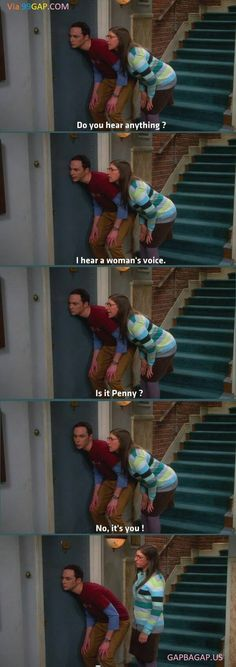 Funniest Jokes Collection By The Big Bang Theory