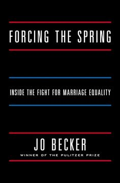forcing the spring jo becker