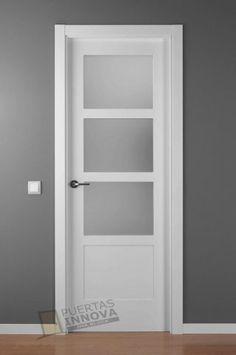 Catálogo Puertas Lacadas Blancas | Page 5 | Puertas Innova S.L.U