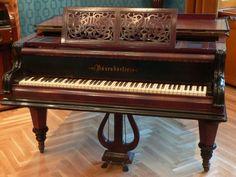 Franz Liszt's piano #budapest