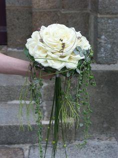 glamelia de roses - Fleurs - Naturellement Fleurs - 1001mariages.com