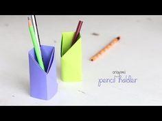 Origami Transforming Cube Jr. - YouTube