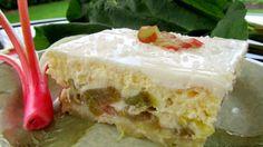 Rhubarb Cheesecake!