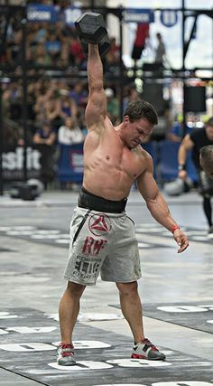 how to train for the crossfit open