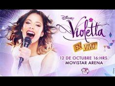 Violetta en vivo Chile show completo