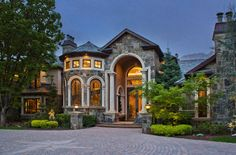 Gorgeous 25,000 Square Foot Gated Estate In Salt Lake City, UT | Homes of the Rich – The Web's #1 Luxury Real Estate Blog