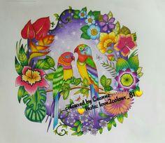From Johanna bashfords magical jungle