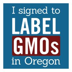 f you've signed to get Oregon Right To Know on the ballot set this image as your Facebook profile photo. We need to collect 87,213 signatures to put the Oregon Right to Know GMO Labeling Initiative on the November 2014 ballot. Sign your support here: http://www.oregonrighttoknow.org/helplabel We also need volunteers for signature gathering, sign up here: http://www.oregonrighttoknow.org/helplabel #GMOs #righttoknow #labelGMOs #Oregon